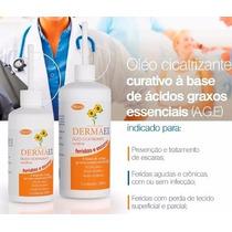 Loção Oleosa Age(óleo De Girassol)200ml - Dermaex-dersani