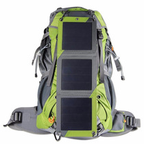 Mochila, Eceen Solar Powered Marco Cargador Del Panel