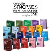 Coleção Sinopses Para Concursos + Coleção Revisaço Jurídicos