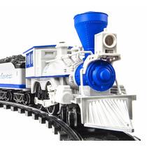 Tren Lionel G-gauge Frosty Locomotor Vagon Vias Control
