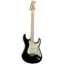 Guitarra Strato Tagima T635 Preta Captadores 3 Single Coils