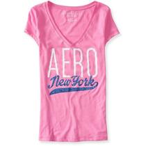 Blusa Aeropostale - Aero New York - Nova!