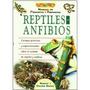 El Libro De Reptiles Y Anfibios; Robert Davies Envío Gratis
