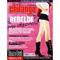 Chilango - Rebelde - Terapias Y Remedios - López Obrador
