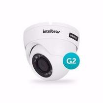 Camera Infra Intelbras Hdcvi 20ir Vhd 3120d 2.8mm Geração 2