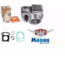 Kit Aumento Potencia 4mm Kmp Titan/fan/nxr 150 P/170cc