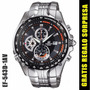 Remate De Relojes Casio Edifice Red Bull Originales + Regalo
