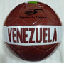 Balon De Futbol Venezuela Mundial Brasil 2014 #5 Original