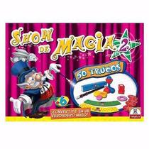 Show De Magia 2 Implás 50 Trucos Con Múltiples Accesorios
