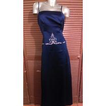 Elegante Vestido Talla Grande 12 34 Mex Venta De Clóset