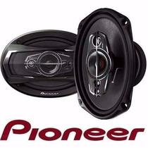 Auto Falante Pioneer 6x9 Ts-a 6995 S 600w + Frete Gratis