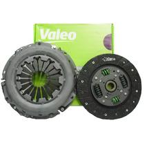 Kit Embreagem Completa Valeo Uno Palio 1,0 Motor Fire