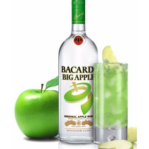 Run Barcardi Big Apple 750ml