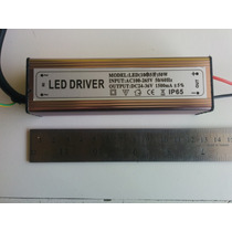 Led Driver 50w (transformador ) Reflectores Led Powerleds