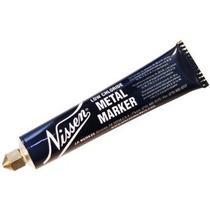 Marcador De Metal 1/8 2 Oz Blanco Nissen