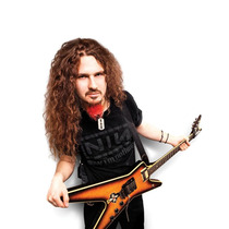 Guitar World Dimebag Darrell 2015 Tablatura Partitura Libro