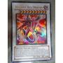 Carta Yugioh (majestic Red Dragon)