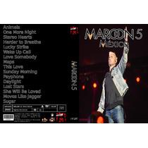 Maroon 5 Dvd Live Mexico 01 Marzo 2016 Foro Sol
