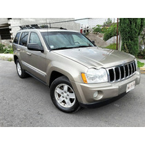Jeep Grand Cherokee Limited 2005 Posible Cambio