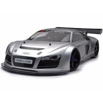 Carro Kyosho Inferno Gt2 Ve Audi R8 1/8 Bate. Lipo + Imax B6