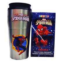 Avengers Termo Vaso Spider Man Hombre Araña