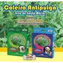 Coleira Anti Pulgas E Carrapatos - Natural - Tamanho Filhote