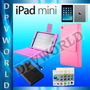 Estuche Teclado Bluetooth Ipad Mini 3 Mini 2 Mini Apple Case