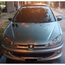 Peugeot 206 Hdi 2.0 Xt Premium El Mas Full!!!