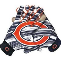 Nfl Nike Guantes Chicago Bears Para Adulto Osos