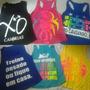 Kit 10 Regata Blusinha Fitness Academia Malhação Feminina