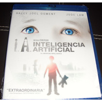 A.i. Inteligencia Artificial En Blu-ray