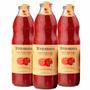 3x Tomate Triturado Orgánico Certificado Terrasana 1 Litro