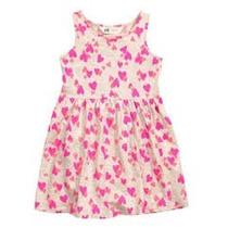 Vestido Hym Algodon Nena 4-6 Años