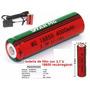 Bateria Recarregável De Lítio Li-ion 3,7* 4,2v - 1- Peça