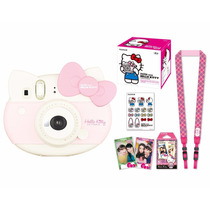Fujifilm Instax Mini Edición Hello Kitty+accesorios+cartucho