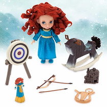 Animators Collection Set Princesa Merida Brave Valiente