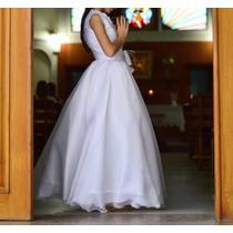 Traje Vestidos Primera Comunion Confirmacion Dama De Honor