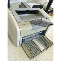 Impressora Hp Laserjet 1018 + 2 Cartuchos