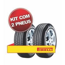 Kit Pneu Pirelli 195/65r15 P7 91h 2 Un - Sh Pneus