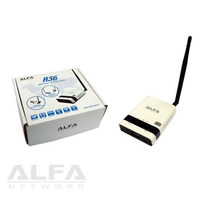 R36 Alfa - Extensor Wireless Y Router 3g/ Dual Ssid/ Ieee 80