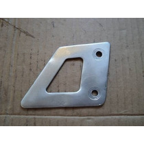 Protetor Da Pinça Do Freio Traseiro Da Xt 600 E Aluminio