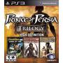 Principe De Persia Ttilogy+clasico Juego Digital Ps3