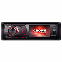 Autoestereo Crown Mustang 3/p Usb Sd Bluetooth Dsm-7000bt