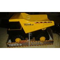 Camion Tonka Volqueta