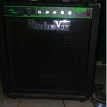 Vendo O Permuto Amplificador De Bajo Elextrovox Bt 40