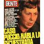 Puccio Andrea Del Boca Cristina Albero Alfonsin Gente 1985