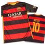 Camiseta Remera Futbol Barcelona Niños Bordada