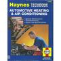 Manual Haynes Calefacción Y Aire Acondicionado Automotriz