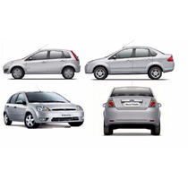 Kit Ar Condicionado Fiesta Hatch E Sedan 2002 Até 2014