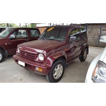 Mitsubishi Pajero 4x4 Rojo 2000